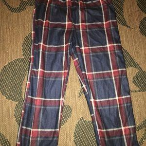 Other - Boys flannel pajama pants